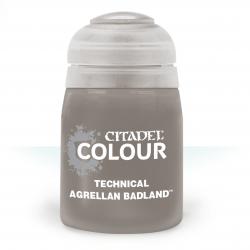 Technical: Agrellan Badland