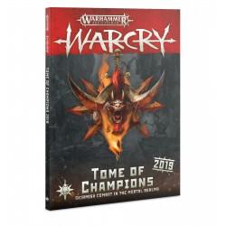 Warcry: Buch der Champions