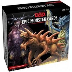 D&D Monster Cards - Epic...
