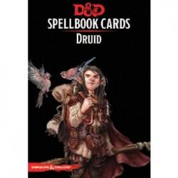 D&D Spellbook Cards - Druid...