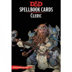 D&D Spellbook Cards -...
