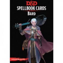 D&D Spellbook Cards - Bard...