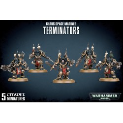 Chaos Space Marines...