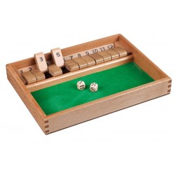Shut The Box, 12er