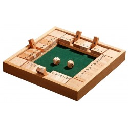 Shut the Box, 12er, 4er...