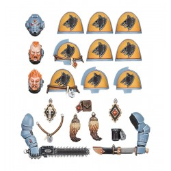 Upgrades: Space Wolves...