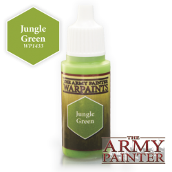 Warpaint Jungle Green