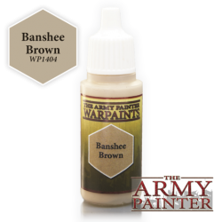 Warpaint Banshee Brown