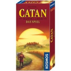 Catan - Ergänzung für 5-6...