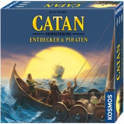 Catan - Entdecker & Piraten...
