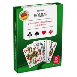Rommé, 2 x 55 Karten