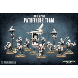 Tau Empire Pathfinder Team