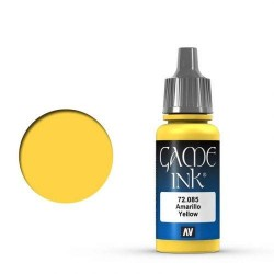 Game Ink Yellow