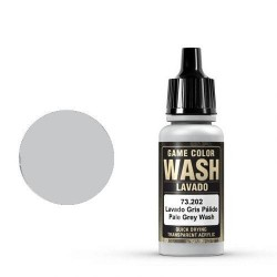 Game Wash Pale Grey Shade,...