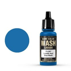 Game Wash Blue Shade, 17ml