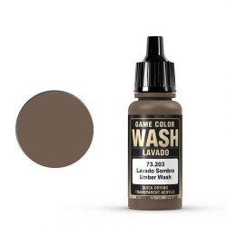 Game Wash Umber Shade, 17ml