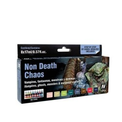 Game Color Set: Non Death...