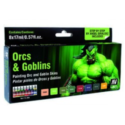 Game Color Set: Orcs &...