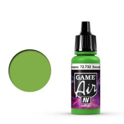 Game Air Scorpy Green