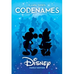 Codenames Disney...